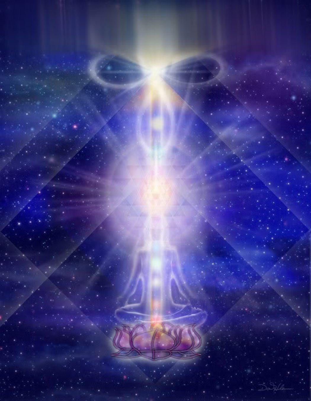 Las 12 dimensiones y la conciencia multidimensional