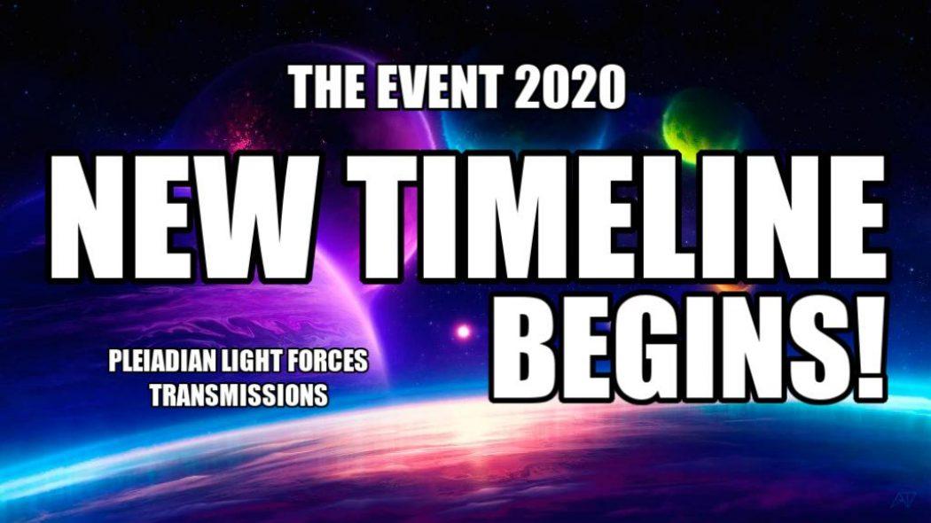 Se ha Creado una Nueva Linea de Tiempo-2020